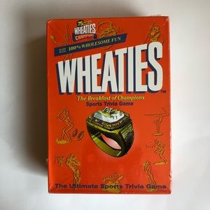 New Wheaties Ultimate Sports Trivia Game